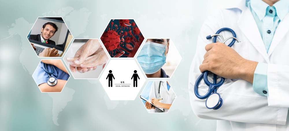 Рекомендации  по проведению профилактических мероприятий при восстановлении деятельности медицинских организаций